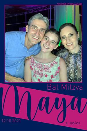 MAYA - Bat Mitzvah 12/10/21