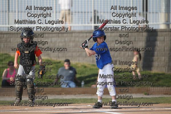 2014-05-08 Tall Timbers/Ohio Logistics vs. Findlay Youth Football