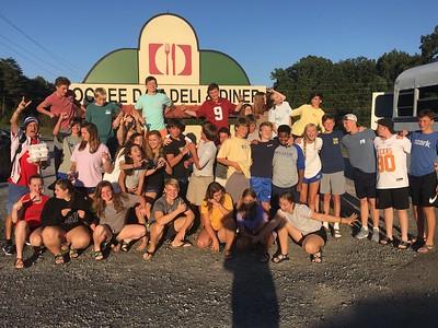 9th Grade Ocoee Rafting - Sept 2019