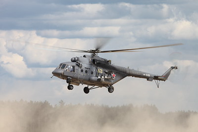 Mi-8AMTSh Version 2 (Russia)