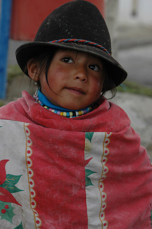Ecuador - People