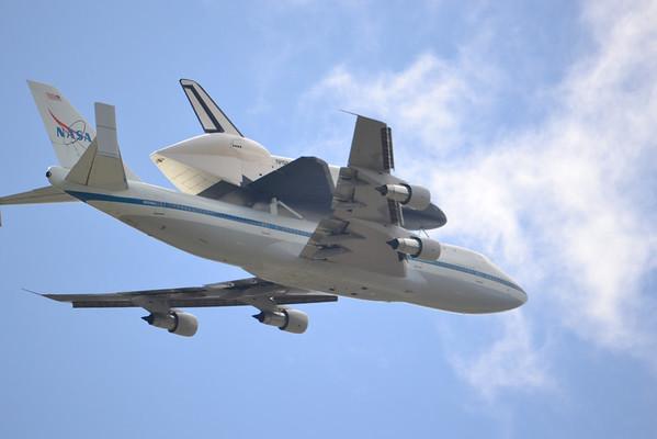 The Space Shuttle Enterprise OV-101