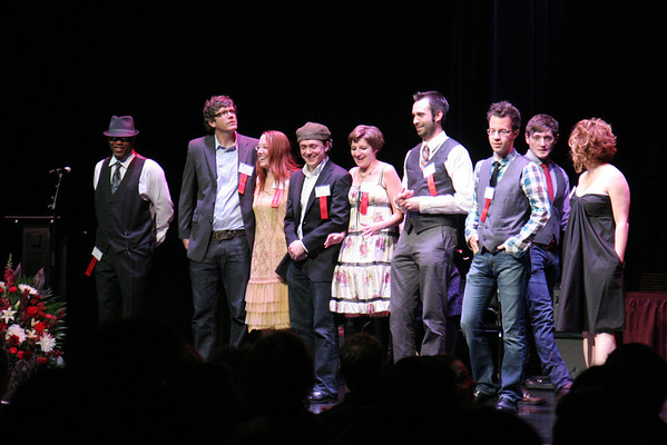 Joseph Jefferson Awards - Non-Equity 2012