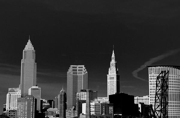 Cleveland Black & White