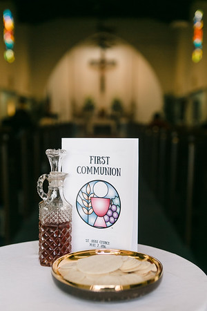 050716- 1st Communion