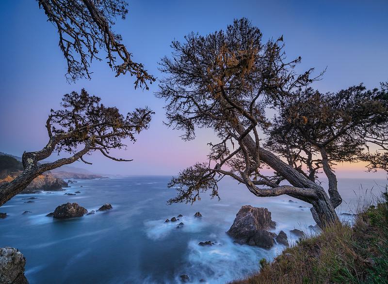 Twilight, Cormorant Cove, Sea Ranch