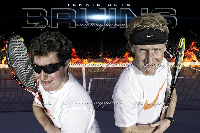 Bruins Tennis 2015