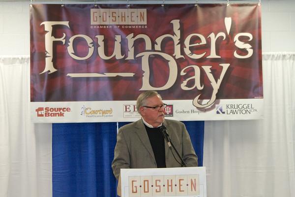 2015 Goshen Chamber of Commerce Founder's Day