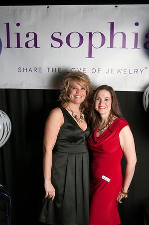 Lia Sophia Christmas Party