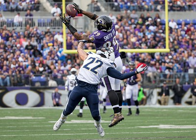 Ravens vs Chargers  11-1-15