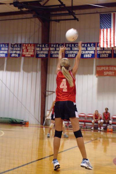 St A's 2004 JV Girls Volleyball