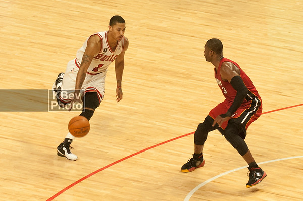 Bulls - Heat (Jan 11)