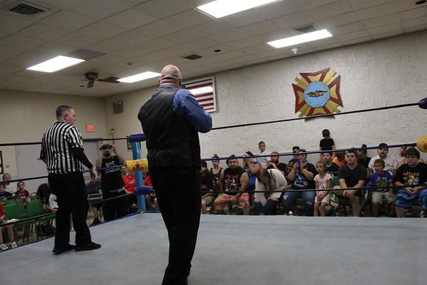 New England Ring Gladiators