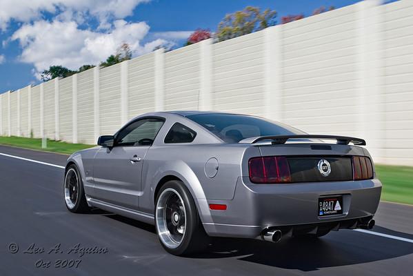 The Chris Allen Mustang, 13 Oct, 2007