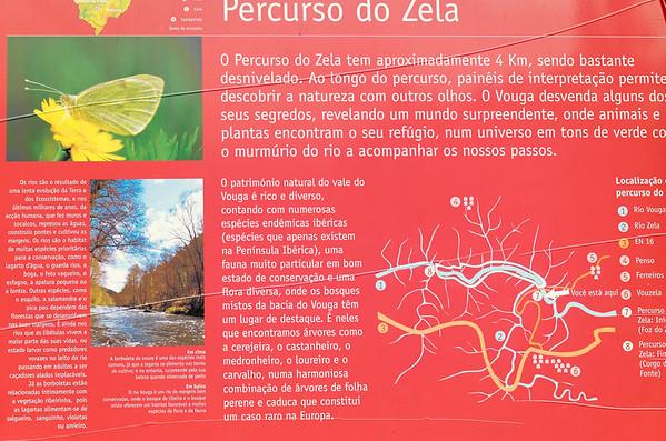 Percurso de Interpretação do Zela - Vouzela - 06 Set 2008