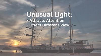 18 Unusual Light