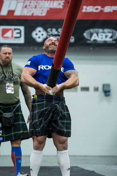 Arnold Sports Festival USA 2019 - Highland Games