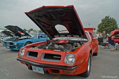 Pontiac Owner's get together & Exhibit