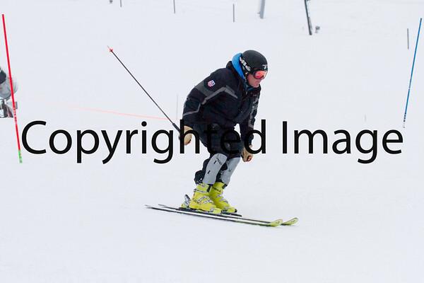U16 & Older - Men Slalom Run 2, Saturday1/4/14
