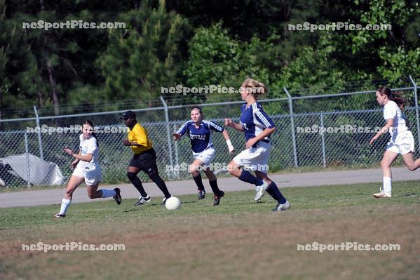 2010-04-29 LRHS vs East Chapel Hill 4-0