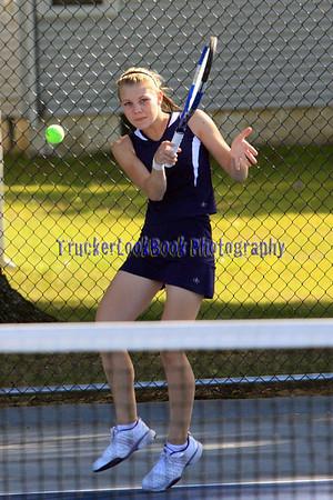 2008 Girls Tennis / Willard