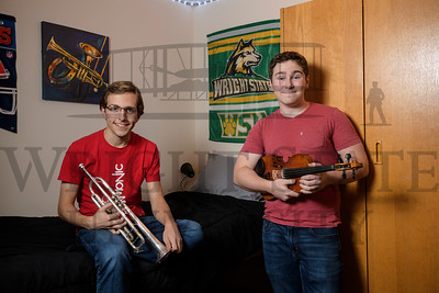 20548 Ryan Slater and Alexander VaVehre Dayton's Pit Orchestra 10-4-18