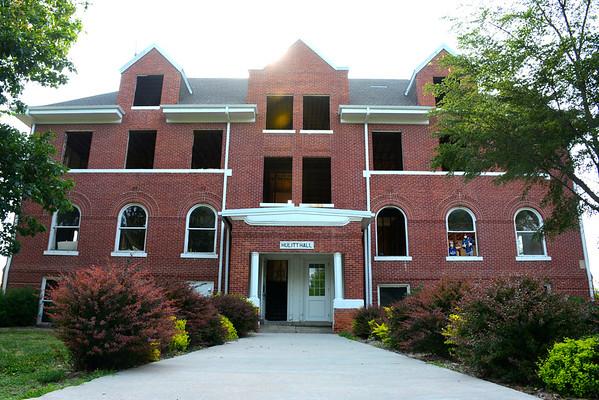 Hulitt Hall Renovations Phase I