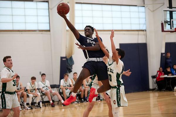 Boys Varsity Basketball  2019-2020
