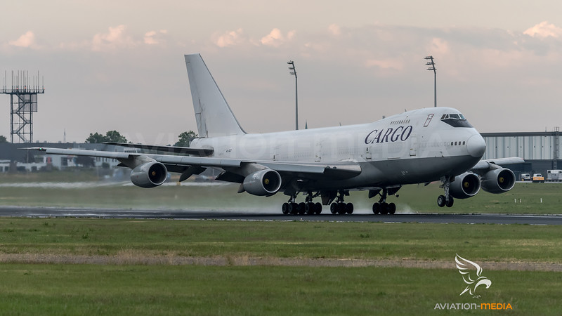 The Cargo Airlines / Boeing B747-236B(SF) / 4L-GEO