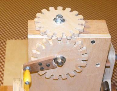Andrew Scott's tilting router lift