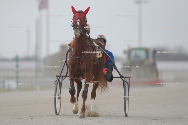 Hoosier Park Qualifications, March 25 2017