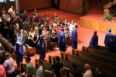 CHA 2010 Graduation Ceremony - May 27, 2010