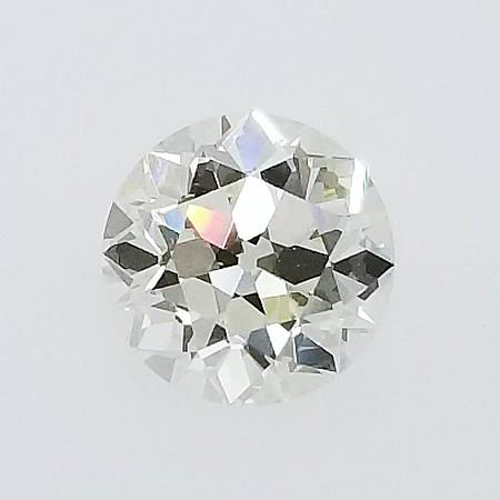 2.83ct Old European Cut Diamond - GIA K, VS1