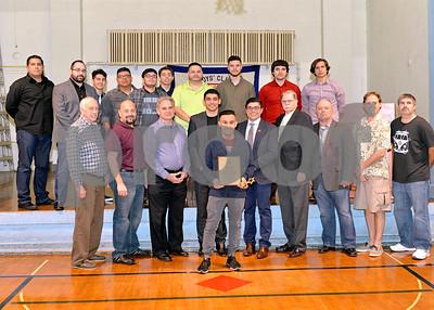 Boys Club of Cicero awards night