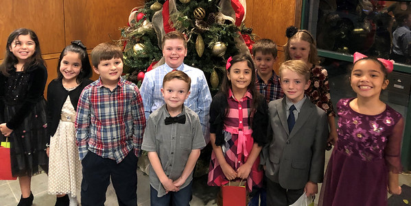 Wedgewood at Friendswood City Council Meeting