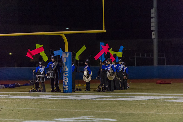 2014-10-17 MHS Homecoming Vs Poston Butte