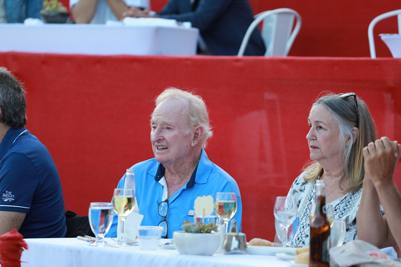 Rod Laver and Wife.JPG