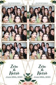 6/26/21 - Zara & Harris Wedding
