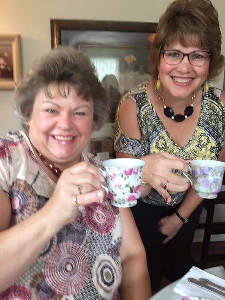 Margie and Fran - September 7, 2018