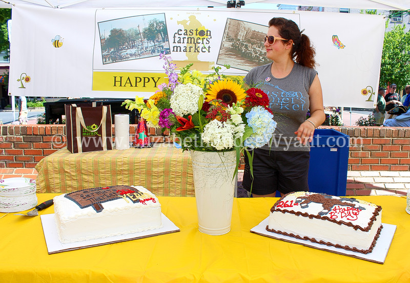 Easton Farmers Market Birthday 2013