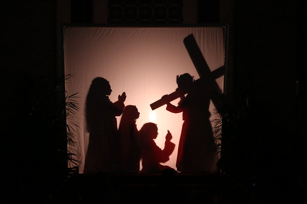The Passion at St Gregory the Great Catholic School
