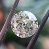 2.13ct Old European Cut Diamond , GIA Q/R VS2 3