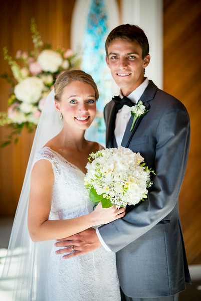Allison and Sean - Fairfax County Wedding