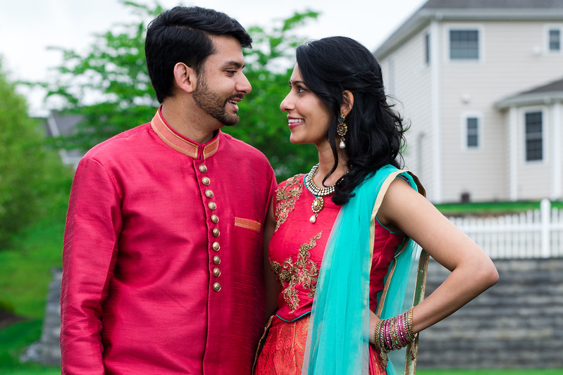 Anuj & Pooja