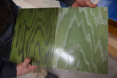 Shellac & Waterbase Finishes with Dave Smith