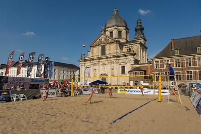 Belgian Beachvolley Tour 2014 Gent