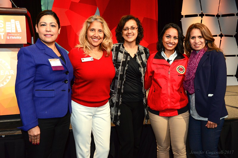 2017 City Year Boston Women's Leadership Breakfast