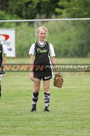 05/29/2010 (14U) Thunder vs. Scarsdale Raiders