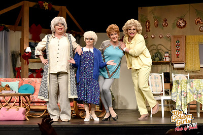 Golden Girls Live! 11th December 2019.