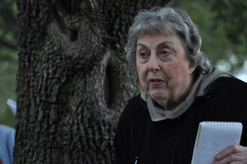 Boiling Springs locals and Dr. June Hobbs share the history of the Boiling Springs Baptist Cemetary and some notable people buried there.
